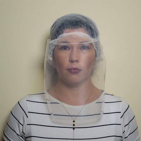 Protetor Facial (Face Shield by Dello)